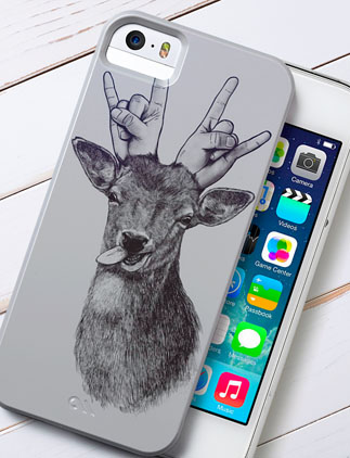 Grappige iPhone 5 Hoesjes